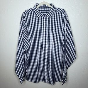 Tommy Hilfiger Men's Button Up Shirt Size 2XL